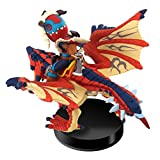 amiibo Sekigan Rathalos and Rider (Junge) - Moster Hunter Stories