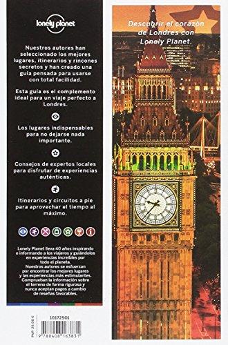 Lo mejor de Londres 4: Experiencias y lugares auténticos (Guías Lo mejor de Ciudad Lonely Planet) 1