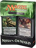 Magic The Gathering 14443Duel Deck Nissa vs Ob Nixilis (versione inglese)