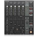 Behringer Pro Mixer DJX750 5 canales para DJ