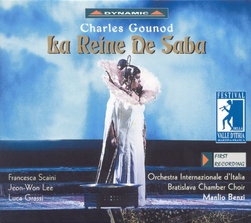 La reine de Saba (The Queen of Sheba): Act V Scene 4: O terreur! (Chorus, Balkis)