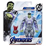 Hasbro Marvel Avengers- Endgame Hulk con Guanto del Potere, Action Figure, 15 cm