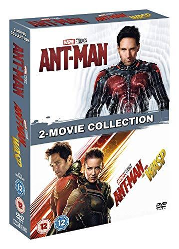Ant-Man 1&2 Doublepack [Italia] [DVD]