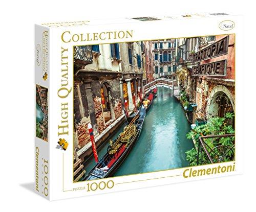 Clementoni 39328 - Venezia Puzzle, Collezione Alta Qualità, 1000 Pezzi