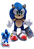 Sonic the Hedgehog 12'' Plush Doll Sonic X Video Game Blue Soft Toy Powerful Super Quality