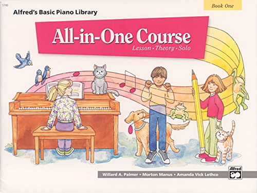 REVIEW PDF Alfred's Basic All-In-One Course, Bk 1: Lesson * Theory ...