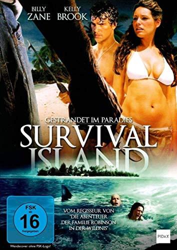Survival Island - Gestrandet im Paradies / Spannendes Suvivalabenteuer mit Billy Zane und Kelly Brook