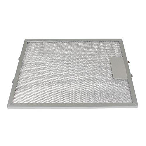 Universal - Griglia filtrante in metallo per cappa