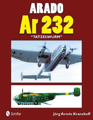 "Arado Ar 232 ""Tatzelwurm"""