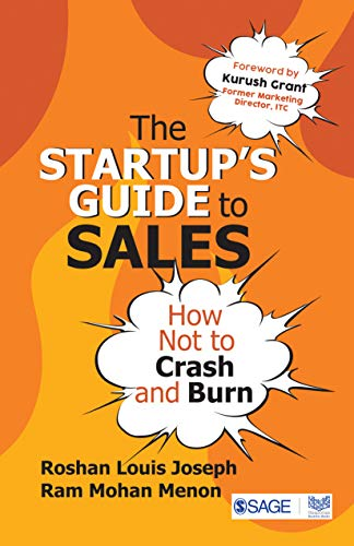 The Startup's Guide to Sales: How Not to Crash and Burn!