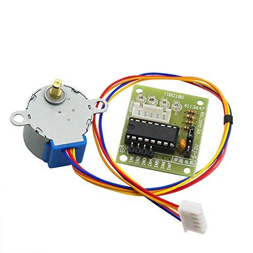 Specifiche Diametro: 28 mm. Tensione: 5 V corrente continua. Lunghezza: 274 mm. Punto angolo: 5,625x 1/64. Rapporto di riduzione: 1/64.  Resistenza CC: 200¡À7% (25). Resistenza di isolamento: > 10 MΩ (500V). Resistenza dielettrica: 600V...