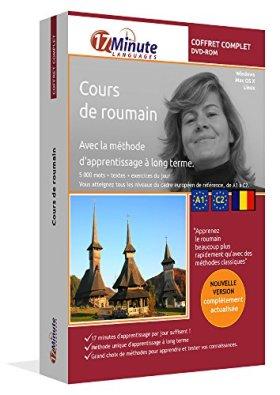 Cours de roumain : coffret complet (A1-C2). Logiciel pour Windows/Linux/Mac OS X. Apprendre le roumain avec la méthode unique d'apprentissage à long terme