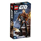 Constraction Star Wars- Han Solo, Multicolore, 75535