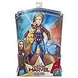 Captain Marvel Figurini Captain Marvel e Marvels Goose