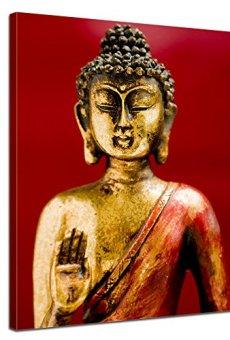 Bilderdepot24 Cuadros en Lienzo Buda II