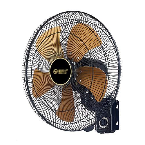 Ventilatore a muro / Ventilatore a Parete in Metallo/Ventola silenziosa Tipo Swing Ristorante...