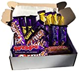 Cadbury Chocolate Bar Selection Gift Box. 25 Favourite Choc Sweets Fathers Day, Colleague Appreciation, Birthday Present Idea?