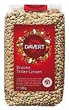Davert Bio Braune Teller-Linsen, 500 g