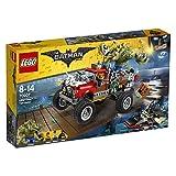 LEGO The Batman Movie 70907 - Killer Crocs Truck, Batman Spielzeug