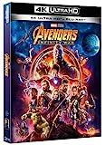 Avengers - Infinity War (Blu-Ray 4K Ultra HD+Blu-Ray) [Italia] [Blu-ray]