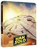 Steelbook Han Solo Historia De Star 3D