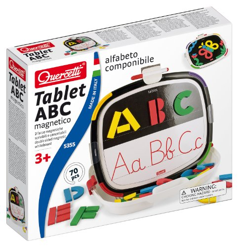 Quercetti 5355 Tablet ABC Magnetici