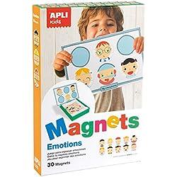 Juego magnético para explorar estados de ánimo