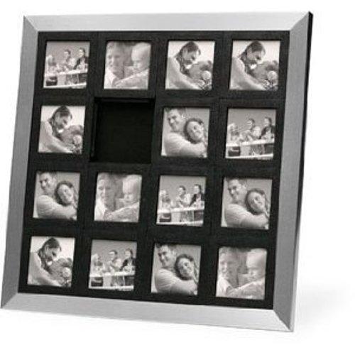 PT HOME CN255 Bilderrahmen Puzzle Stahl für 15 Bilder