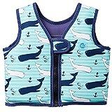Splash About - Go Splash - Gilet de bain pour enfant - Multicolore (Vintage Moby) - Taille: 2-4 ans (M)