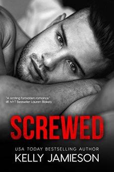 Screwed by [Jamieson, Kelly]