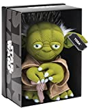 Joy Toy- Yoda Black Line Peluche di Materiali Diversi, Multicolore, 25 cm, 1601758