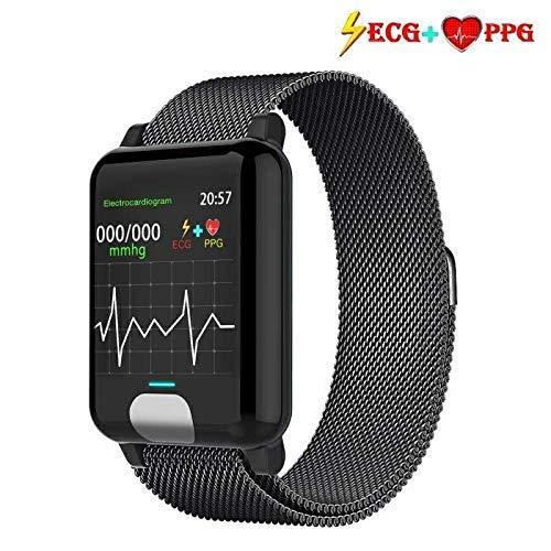 armo Fitness Tracker IP67, ECG &PPG Orologio Fitness Activity Tracker Cardio Impermeabile IP67...