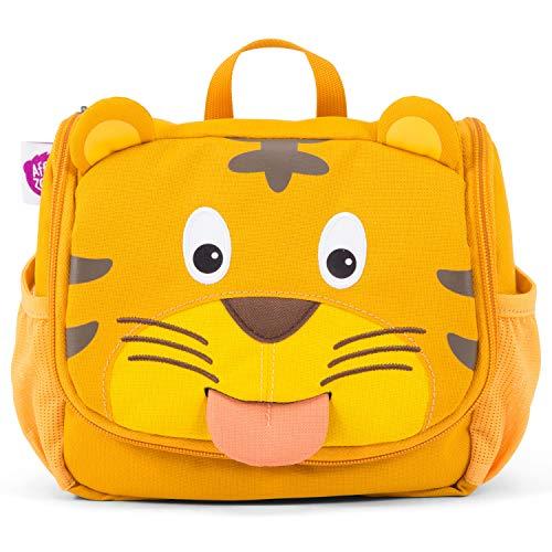Affenzahn Kulturtasche für 1-3 Jährige Kinder im Kindergarten - Timmy Tiger - Gelb
