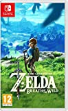 The Legend of Zelda : Breath of the Wild switch standard
