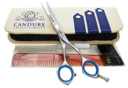 Ca-1340 Pro Hygiene Dental Scaler 139916, forbici professionali da parrucchiere Forbici da salone giapponese Da barbiere Lunghezza 15,2cm, con custodia