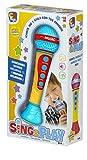 Color Baby - Micrófono electrónico con canciones, ritmos y aplausos (43590)