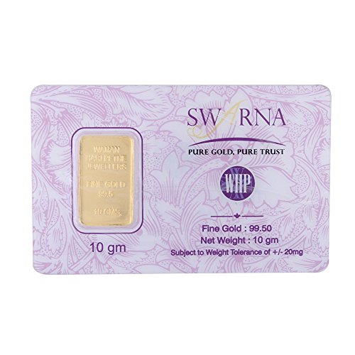 WHP Jewellers 10 gm, 24k (995) Yellow Gold Coin