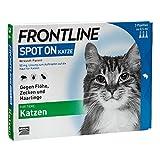 Frontline Spot on für Katzen, 3 St