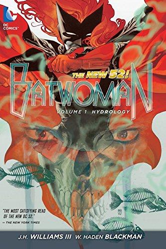 Batwoman Volume 1: Hydrology TP (Batwoman 1)