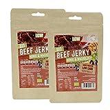 """LCW Eiweißreiches BIO Beef Jerky """"Honig & Wacholder"""", 2er Pack (2 x 50 g)"""