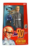 Joe 90 Fully Poseable Action Figure with Accessories