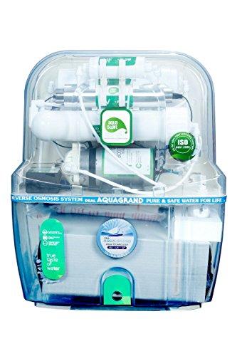 Aquagrand White ( Swift TPT ) Mount RO+UV+UF 10-Litre Water Purifier
