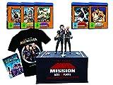 Mad Mission HD (Mad Mission 1 - 5 , Figur mit Sockel , T-Shirt Größe L, 36-seitiges Booklet) limitiert auf 250 Stück!!! [Blu-ray]