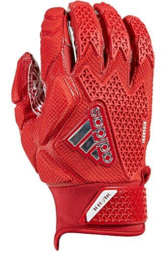 Adidas, guanti imbottiti da calcio Freak 3.0 per ricevitore/difensore, per adulti, Freak 3.0...