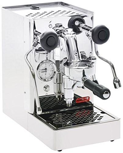 Lelit PL62S Macchina Espresso Gruppo E61, 1400 W, 2 Cups, Acciaio Inossidabile
