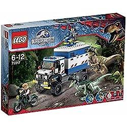 LEGO - El Caos del Raptor, (75917)