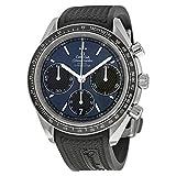 Omega Orologio da polso da uomo, con cronografo, automatico, in gomma 32632405003001