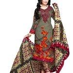 Rajnandini Women's Silk with Blouse Piece Saree