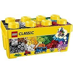Lego 10696 Classic Mittelgroße Bausteine-Box, Lernspielzeug