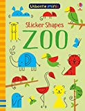 Sticker Shapes Zoo (Usborne Minis)